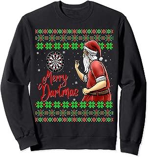 Santa Plays Darts