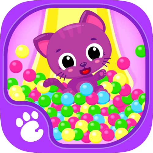 Cute & Tiny Fun Park - Dino, Car & Princess World