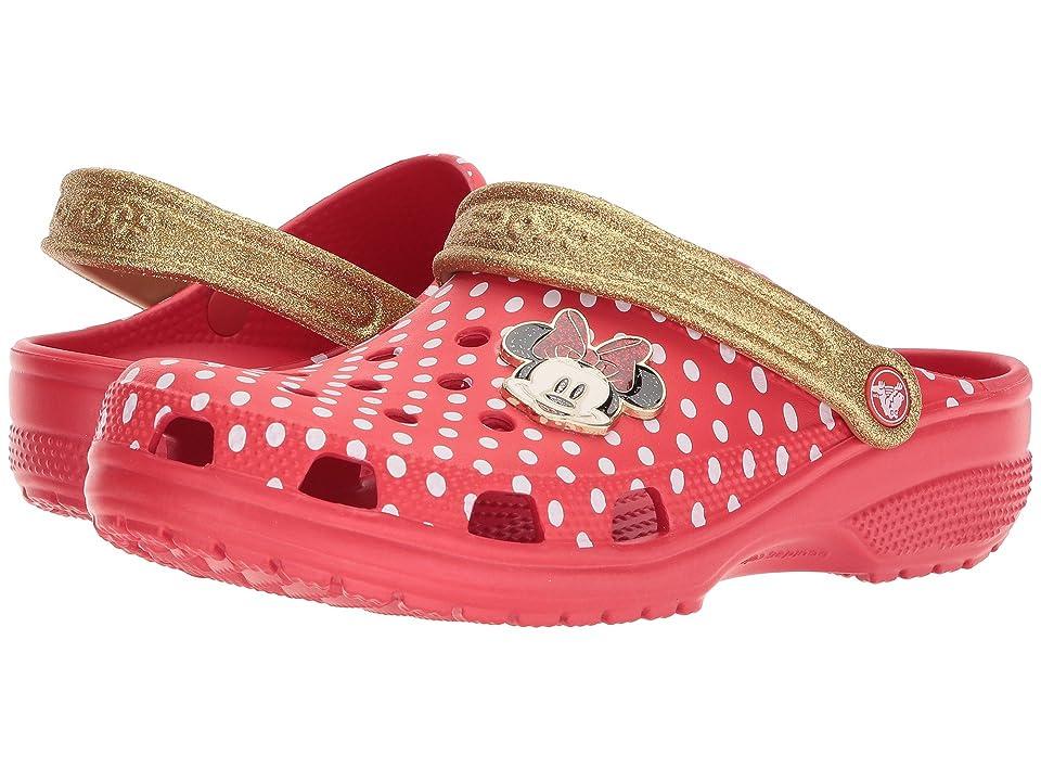 Crocs Classic Minnie Clog (Red) Shoes