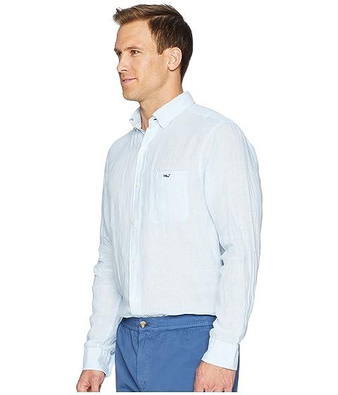 Town Stripe Classic Shirt Linen Cooper's Vineyard Tucker Vines Ezq6wBxUt