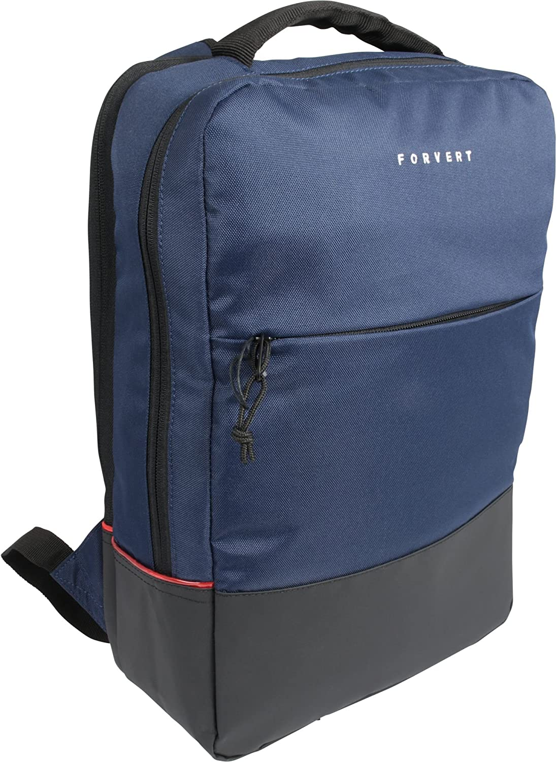 FORGrün New Lance Unisex Backpack markanter Backpack,Rucksack mit 15 Zoll gepolstertes Laptopfach,verstrkter Boden,spannenden Materialmix