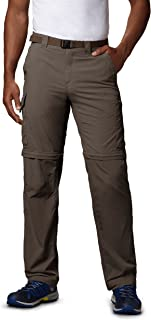 Columbia Men's Silver Ridge Convertible Pants, Major, 34 x 28