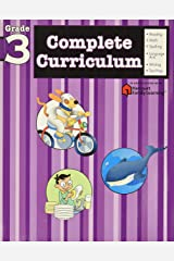 Complete Curriculum: Grade 3 (Flash Kids Harcourt Family Learning) Paperback