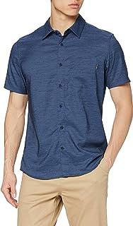 Hurley M Dri-fit Marwick Stretch S/S Shirt Hombre