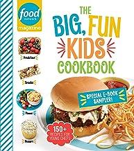 Food Network Magazine The Big, Fun Kids Cookbook Free 19-Recipe Sampler!