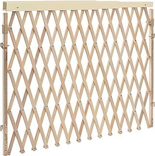 accordion style dog gate