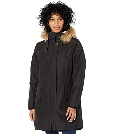 Helly Hansen Mayen Parka (Black) Women