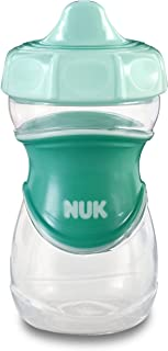 NUK Everlast Sippy Cup, Green, 10oz 1pk