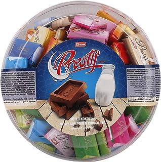 Elvan Prestij Milky Compound Chocolate, 450 gm