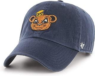 '47 U.C. Berkeley Cal Bears Oski Adjustable hat-Navy