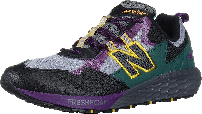 New Balance Unisex-Child Fresh Foam Crag V2 Running Shoe