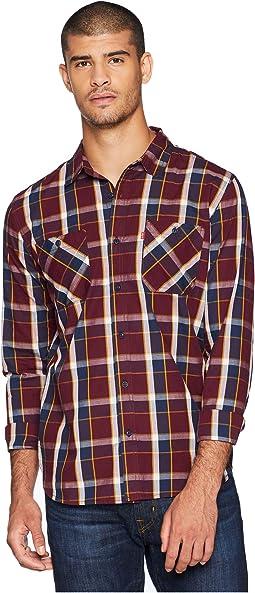 Portofino Long Sleeve Woven