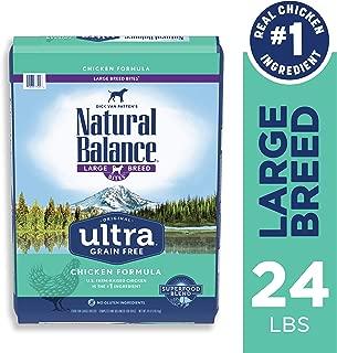 Natural Balance Original Ultra Large Breed Bites Dry Dog Food