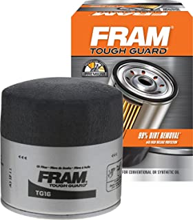 FRAM TG16 Tough Guard Passenger Car Spin-On Oil Filter