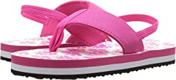 Hatley Kids - Layered Floral Flip-Flop (Toddler/Little Kid)