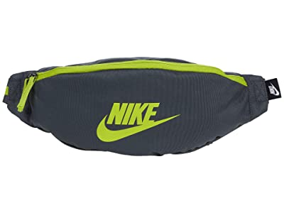 Nike Heritage Hip Pack (Iron Grey/Cyber/Cyber) Bags