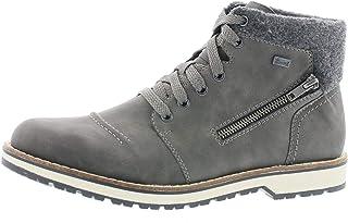 Rieker Homme Bottes, Boots 39231, Monsieur Bottes d'hiver,riekerTEX