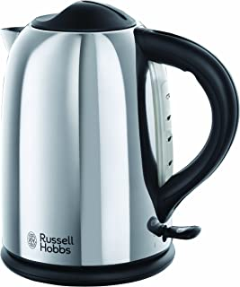 Russell Hobbs 1.7 Liter Electric Kettle - 20420, Silver