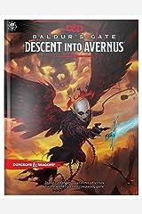 Dungeons & Dragons Baldur's Gate: Descent Into Avernus Hardcover Book (D&D Adventure) Hardcover