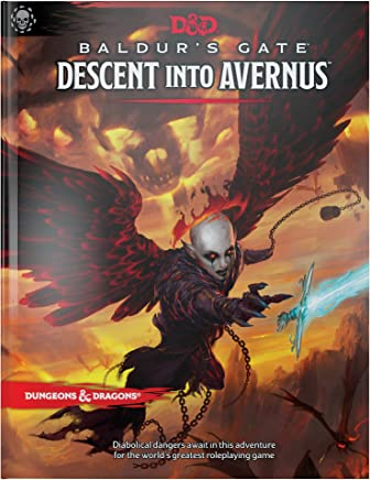 Dungeons & Dragons Baldur's Gate: Descent into Avernus