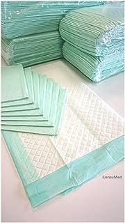 50 - 400 Empapadores desechables de alta calidad 60 x 90 cm, almohadillas para la incontinencia