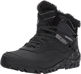حذاء ثلج نسائي مقاوم للماء أورورا 6 أيس بلاس من ميريل, (أسود), 35.5 EU
