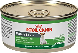 Royal Canin Canine Health Nutrition Mature 8+ in Gel Wet Dog Food