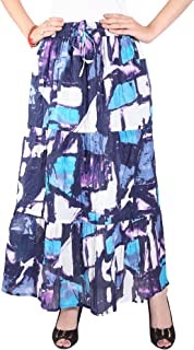 COTTON BREEZE Women's A-line Skirt