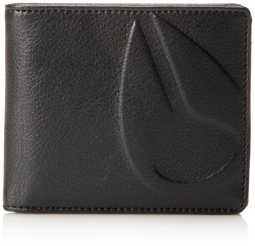 散文名前スチュワードNixonユニセックス霞二つ折り財布
