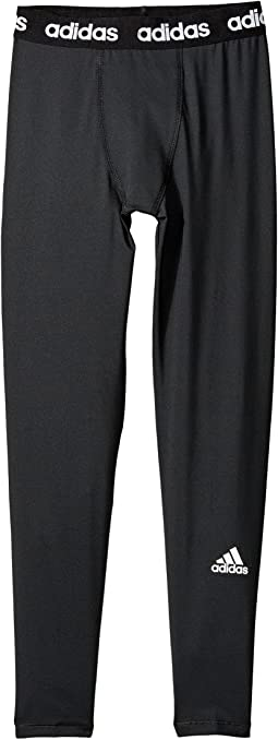 adidas Kids - Base Layer Full Length Tights (Big Kids)