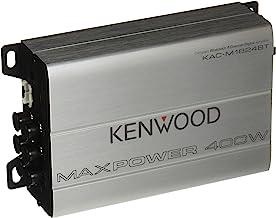 Kenwood 1177524 Compact Automotive/Marine Amplifier Class D Kac-M1824BT, 180W RMS, 400W..