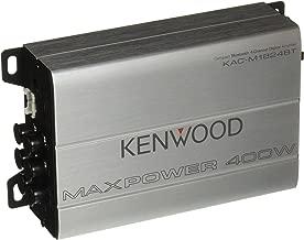 Best kenwood marine amplifiers Reviews