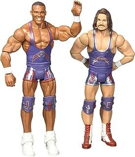 WWE Jason Jordan and Chad Gable (American Alpha) Action Figures (2 Pack)