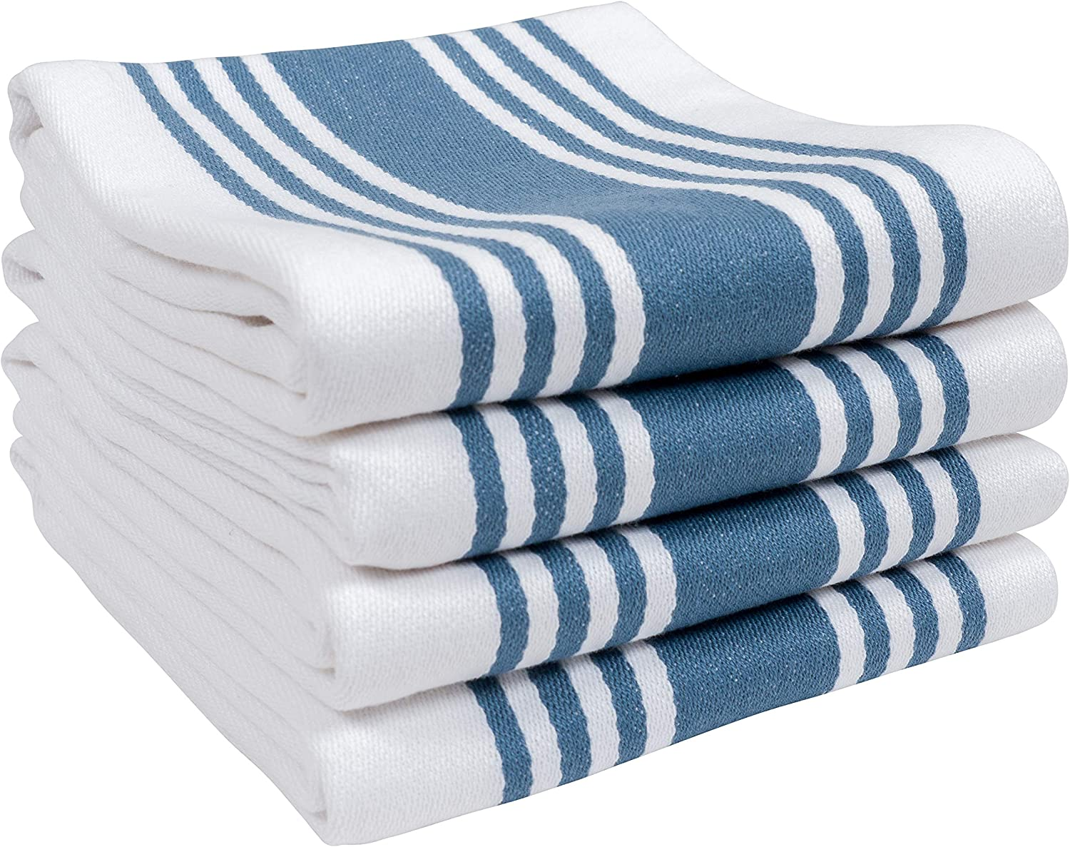 KAF Home Ranking TOP14 Pantry Madison Stripe Kitchen Set Opening large release sale 4 of 100-Perc Towels