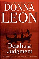 Death and Judgment (Commissario Brunetti Book 4) Kindle Edition