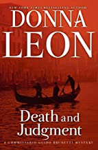 Death and Judgment (Commissario Brunetti Book 4)