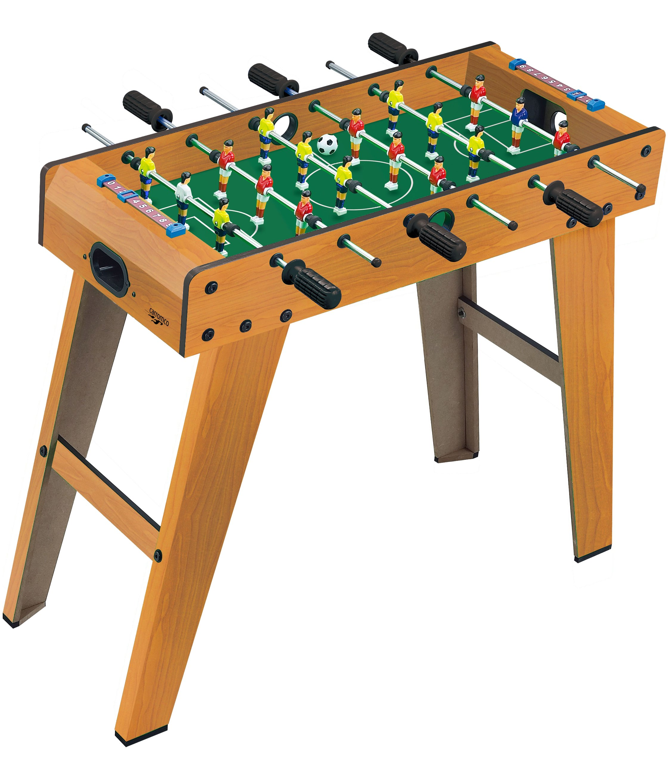 Carromco Futbolín Kick-XL, 05009: Carromco 05009 ...