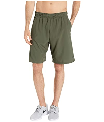 Nike Flex Shorts Woven 2.0 (Cargo Khaki/Black) Men