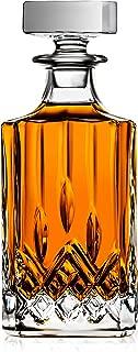 Best crystal bottle whiskey Reviews