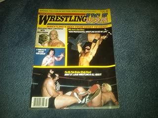 Wrestling USA Fall 1984 WWF WWE WCW TNA ECW NWO NWA AWA Dino Bravo, Tully Blanchard, Dick Slater, Carlos Colon (Hulk Hogan, Billy Jack, David Von Erich,
