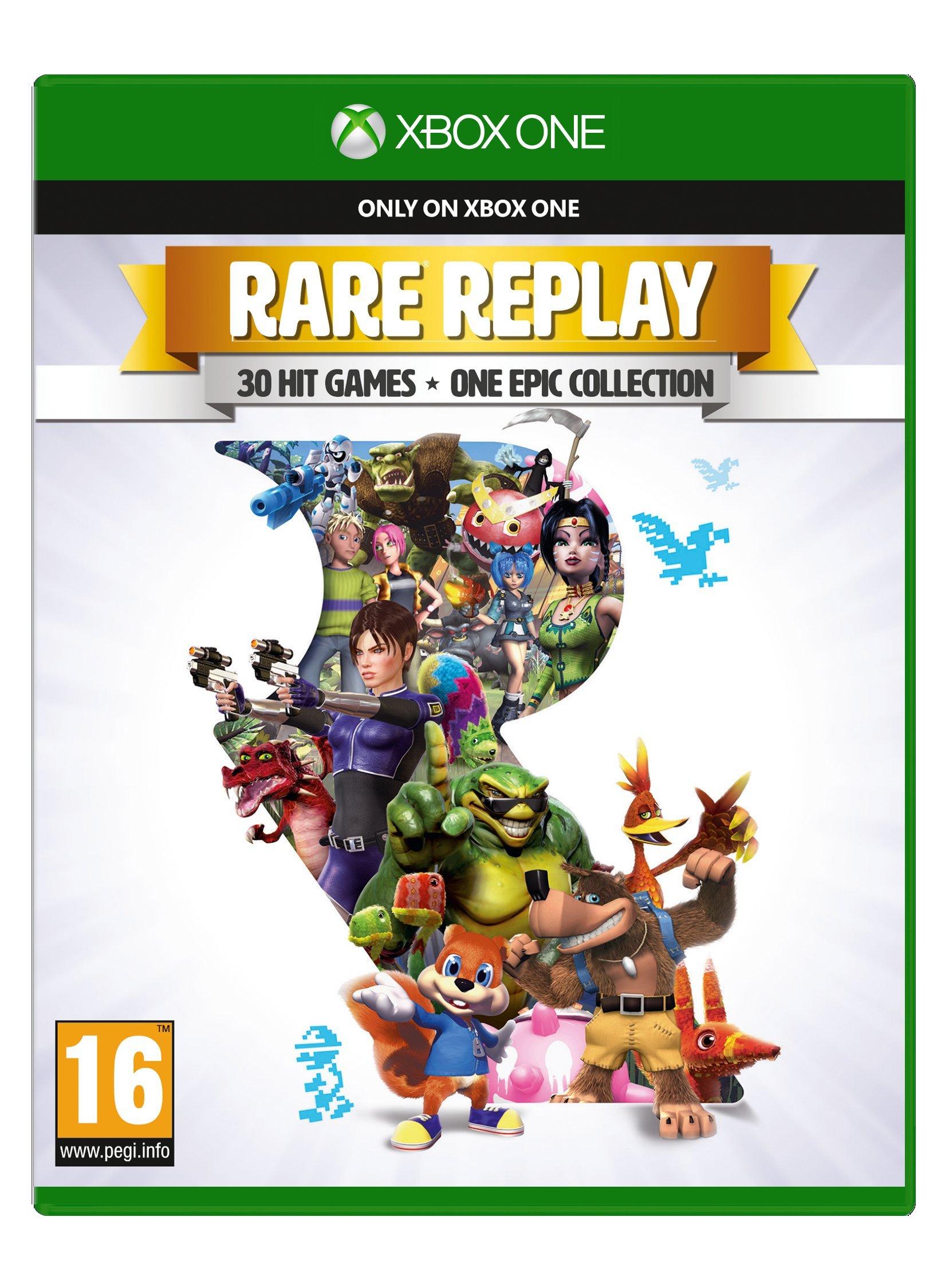 Rare Replay [Importación Inglesa]: Amazon.es: Videojuegos