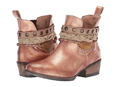 Corral Boots Q5069 (Rose) Women