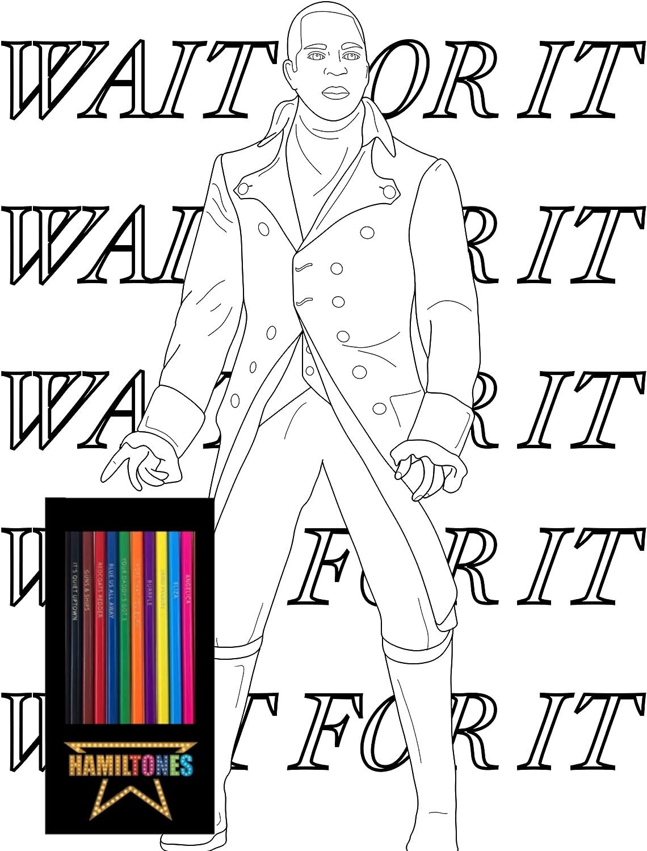 Hamiltones Colored Pencils Coloring Pages Denver Mall Set Limited price Bundle Two