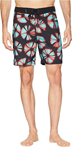 "Mix Tape 18"" Boardshorts"