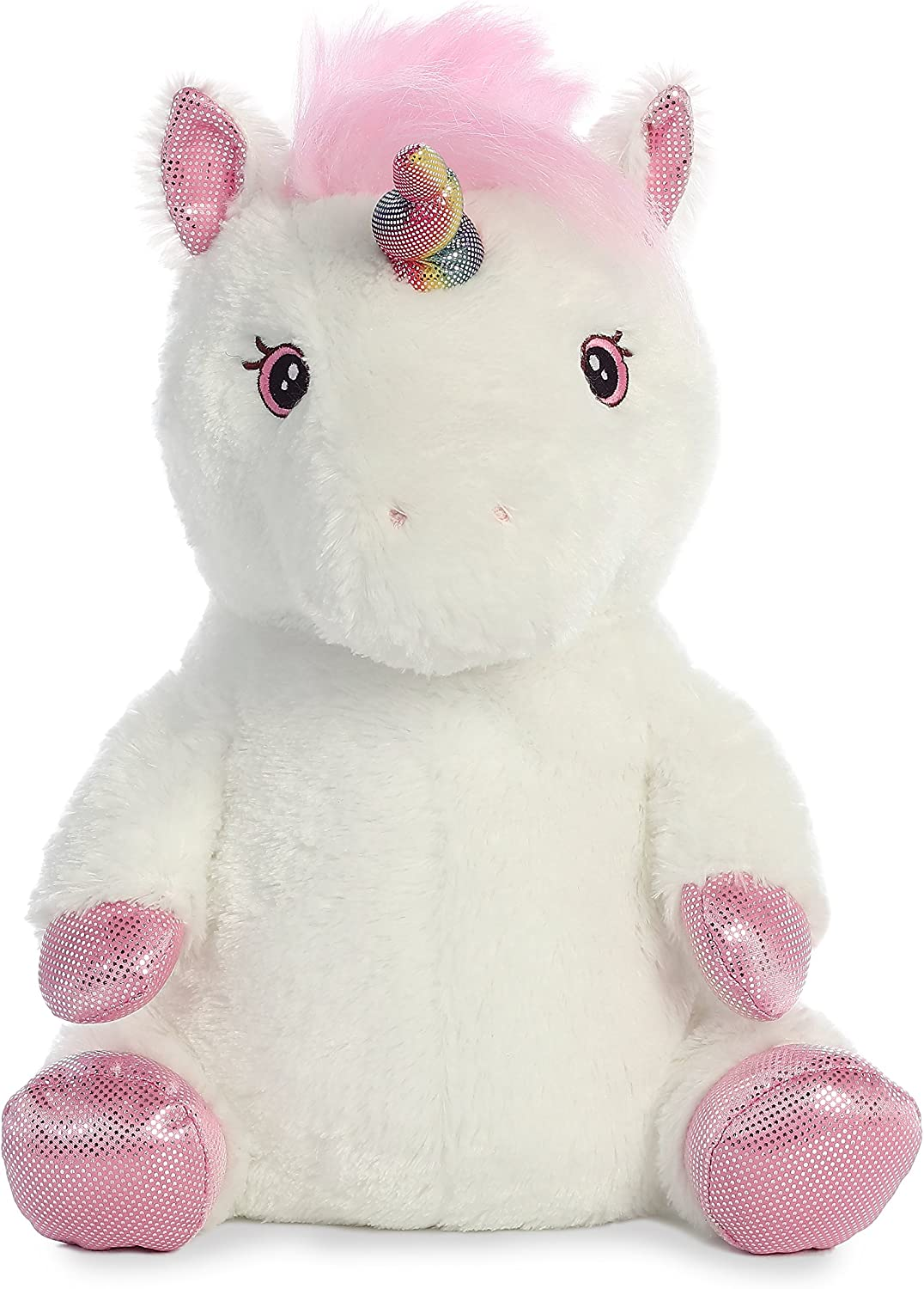 Aurora World Dream Reversible Unicorn Plush