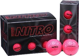 Maximum Distance Golf Ball (12-Pack)