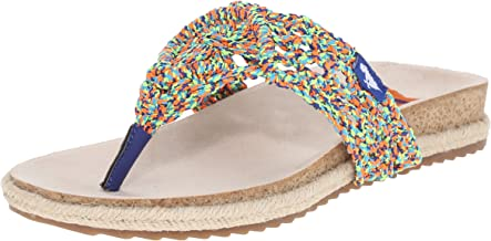 Best macrame flip flops Reviews