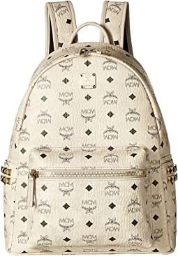 MCM - Stark Side-Stud Small Medium Backpack