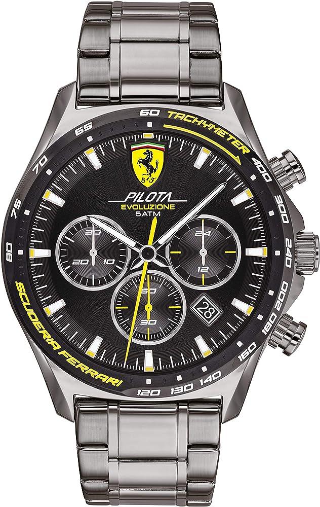 Orologio Ferrari - Scuderia Ferrari -  analogico uomo 830715
