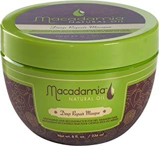 Macadamia Oil Deep Repair Mask, 8 ounce